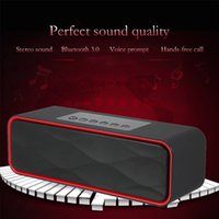 Wholesale Order Micro Sd - Bluetooth EDR Speaker Super Bass HIFI Music Sound Portable Mini Micro SD FM Radio Hands-free Loudspeaker for iPhone Samsung order<$18no trac