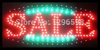 Indoor Led Signage for sale - Wholesale-direct selling custom indoor led sign 15.5X27.5 Inch Ultra Bright flashing business store sale signage