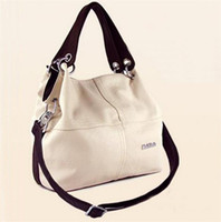 Wholesale Inclined Big Bag - Wholesale - Promotion! GENUINE LEATHER restore ancient inclined big bag Fashion Shoulder bag women cowhide handbag free shipping