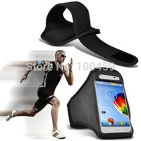 Wholesale Cover For Zopo C2 - Wholesale-Outdoor Travel Accessory Gym Running Sports Armband Cover Case For Zopo C2 bag With Free Shipping