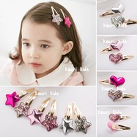 Wholesale Style Hair For Girl - Hair Accessories For Girl Headbands Multi-Color Princess Designed And Cute Style Hair Barrettes For Girls Baby Hair Accessories For Girls