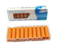 Wholesale E Health Cigarette Cartridge Refills - Hot Selling Electronic Cigarette Cartridges Atomizer for V9 Cartridge Refill Health Smoke E Cigarette 1pcs=10 Cartridge Refill