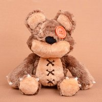 Wholesale Soft Teddy Bears Wholesalers - League of Legends Tibbers Plush doll 16inch OFFICIAL EDITION Annie's Bear plush * SUPER CUTE & SOFT * Free DHL 10pcs in stock