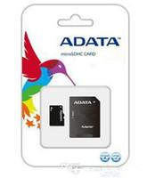 Wholesale 32gb Micro Sd Card Sdhc - 100% Real Original Quality ADATA 4GB 8GB 16GB 32GB Class10 Micro SD TF Memory SDHC Card SD Adapter Retail Package