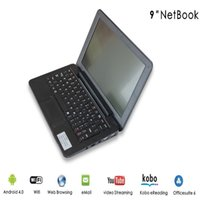 Wholesale Oem Amd - Wholesale and OEM factory Via netbook Via 8880 9 inch netbook super this dual-core laptop, now in Europe and the United States sell!