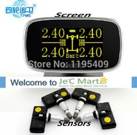 Wholesale New Model Wireless Transmission Internal Installed Sensors Tire Pressure Monitoring System TPMS with sensors