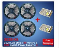 Advertisement package holiday deals - 20 meters V SMD LED Light Tape two W Power Supply Package Deal
