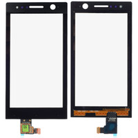 Wholesale Touch Screen Digitizer Xperia U - Digitizer Touch Screen Lens Fit For Sony Xperia U ST25i ST25 New Hot sales and Free Shipping