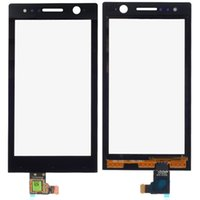 Wholesale Touch Screen Xperia U - New Hot sales Digitizer Touch Screen Lens Fit For Sony Xperia U ST25i ST25 Free Shipping