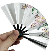 Gros- [wamami] 8 # Paper Flower Fan 10CM Chinois / Japanese Style Pour 1/3 SD17 BJD Dollfie
