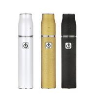 Wholesale Quick Control - Ecig Quick 2.4 Dry Herb Vaporizer Pen Heating Stick Electronic Cigarettes Low Temperature Control Vaper Starter Kits for vape cartridge