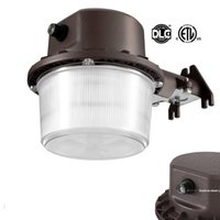Фотоэлемент Led Wall Lamp 35W Led Barn Light Dusk to Dawn Outdoor Yard Light 5000k Daylight White DLC ETL-list