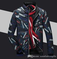 Wholesale Fur Coat Sales - Brand Designs New Winter Down Hooded Jacket Men's Warm Raccoon Fur Luxury Fashion Jackets For Men Plus Size Padded Man Coats Hot Sale