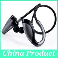 Wholesale Ear Headphones W Mic - X26 Wireless Bluetooth Headset In-ear Sport BT4.1 Apt-X Tech Speaker Music Stereo Headphone Super Bass Hands-free w Mic Earphone 010202
