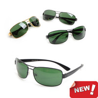 Wholesale sun glasses unisex resale online - New Fashion sunglasses Brand Designer sun glasses mens womens sunglasses Glass Lens Sunglasses unisex glasses come with box glitter2009