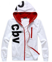Wholesale Cbv Clothing - FG1509 2015 new men's fashion clothing set hoody + pants 2 piece tracksuits print CBV male full sleeve sport track suits sportwear