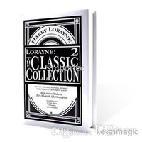 Wholesale Gimmick Tricks - The Classic Collection Vol. 2 by Harry Lorayne ,no gimmicks,magic trick free shipping