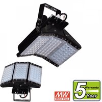 Wholesale cree outdoor lighting online - 150w adjustable led tunnel light degree LED Flood Light CREE Chips LED Spot Light AC90 V Years Warranty