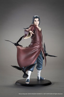 2017 горячий Наруто Uchiha Itachi 1/8 Scale Painted Figure Uchiha Itachi Brinquedos Anime PVC Action Figure Коллекционная модель Toy 17cm Toys Gi