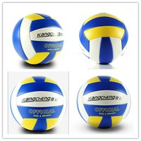 Wholesale Gas Kid - Beach Volleyball New Special and Leather Sport Ball Hot High-quality Non-slip and Waterproof Soft Elastic and Prevent Gas Leakage Outdoor Vo