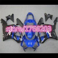 Wholesale NEW Fairing for blue black CBR954RR CBR RR Body Kit CBR900RR CBR954 CBR RR