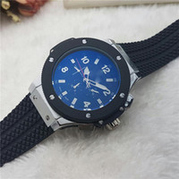 Wholesale Ladies Large Dial Watch - Hot Selling fallow concise style fashion Watches Men's with large dial Calendar watch business affairs Quartz ladies wrist watches Wholesale