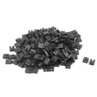 Wholesale Pcb Hdd - Wholesale-200Pcs IDE 2.54mm Laptop HDD PCB Mini Micro Jumper Bridge Plugs Black