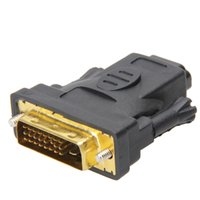 Wholesale dual dvi adapter - Ta - 1080P DVI 24+1 Convert Male To Female Adapter Converter Cable Cabo V1.4 DVI-D Dual Link For Xbox360 One For PS3 4 HDTV