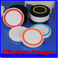 Wholesale Note2 Galaxy Pad - New Qi Wireless Charger Cell phone X50 Mini Charge Pad For Qi-abled device Samsung Galaxy S3 S4 Note2 3 Nokia HTC Iphone phone