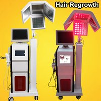Wholesale Laser Massage Combs - New diode laser Hair Growth  Hair Loss Treatment  650nm laser Hair regrowth Machine with massage comb Brush