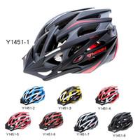 Wholesale Moon Helmets - Moon 25 Air Vents Ultralight Integrally-molded EPS Bicycle Helmet for Cycling Road Bike Mountain MTB Bike Cycling Helmet