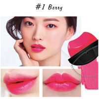 Wholesale carol red - Hot Selling!The Lazy Lipstick series matte makeup daily 4 colors:#1 Berry, #2 Deep Raspberry, #3 Pumpkin Red, #4 Carol Pink free shipping