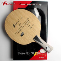 Wholesale A1 Wood - Wholesale- Palio official A-1 A1 table tennis balde pure wood special for shandong team beijing team belgium national team loop fast attack