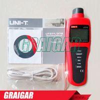 Wholesale Range Targets - Non-Contact Digital Tachometers UNI-T UT372 Environmental Testing 50mm -200mm Target Distance Photoelectric digital tachometer 0-99999 range