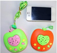 Wholesale Apple Learning Machine - Apple kids learning toy, arabic holy quran machine