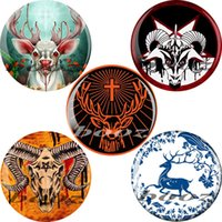 Wholesale Picture Body Jewelry - wholesale acrylic picture piercing jewelry lot body gauges plugs ear tunnels AE-1013