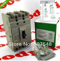 Wholesale Molded Case Circuit Breakers - Wholesale-Schneider Molded Case Circuit Breaker NSC60E3030 Rate Current 30A 3 pole NIB