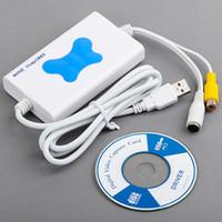 Wholesale Usb Windows 98 - Factory price USB dvr capture card MINE Vcap 2860 USB 2.0 Video Capture Adapter For Windows 98 2000 XP win7 win8