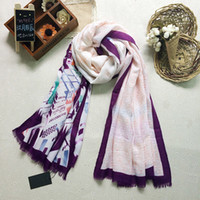 Wholesale Cotton Scarves China - Wholesale-China Silk World ! Women's fashion twill cotton hijab scarf   brand cotton scarves   cotton blending shawl