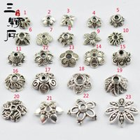 Wholesale Tube Bead Bail - 20Pcs Lot Hot Fashion DIY Jewellery Scarf Pendant New Style Mental Alloy Hollow Out Charm Slide Holding Tube Bails 2016 New Style