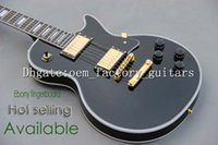 Wholesale Oem Ebony - OEM Factory best quality new Free shiping G. custom series electric guitar ,china made guitars with ebony fingerboard