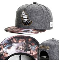 Wholesale Discount Snap Backs - fashion Cayler & Sons C&S Bonez Snapback Cap Grau Snap Back Kappe,2015 NEW snapbacks baseball caps,Discount Cheap F**kin Sports BALL Caps