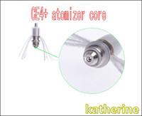 ingrosso filtro di riserva-Atomizzatore Core Long Cotto Wick per CE4 + CE4S bobine Atomizzatore Sigaretta elettronica Clearomizer Sostituibili filtri di ricambio per EGO-T EGO-W