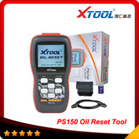 Wholesale Code Reader Reset Odometer - 2014 High quality Original XTOOL PS150 Auto Diagnostic Tool PS150 Oil reset Oil Odometer Correction tool Original DHL free shipping