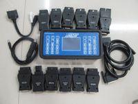decodificador volvo venda por atacado-Auto programadores chave mvp pro m8 programador chave transponder universal para todos os carros sem limite de token MVP autokey diagnostics MVP Decoder Chave