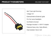 h8 h11 female adapter wiring harness socket brake light harness price comparison buy cheapest brake light  at honlapkeszites.co