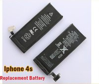 Wholesale Hot Selling Excellent Quality Replacement Battery For iphone G S Built in batteries