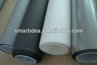 Wholesale Projection Film Transparent - Wholesale-1.524m*2m (3square meter) 3D holographic rear projection screen film all colors transparent grey dark grey white