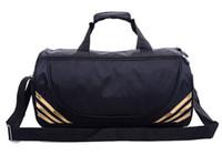 Wholesale Taekwondo Bags - 2015 Popular Waterproof Outdoor Sports Bag Duffle Gym Bag Sports Bag Cylinder Bag Taekwondo Travel Bag Free Shipping