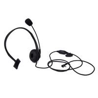 Wholesale Yaesu Vx 1r - Black 1 pin 3.5mm Y Head Microphone Headset for Yaesu Vertex Radio VX-1R, VX-2R, VX-3R, VX-5R etc